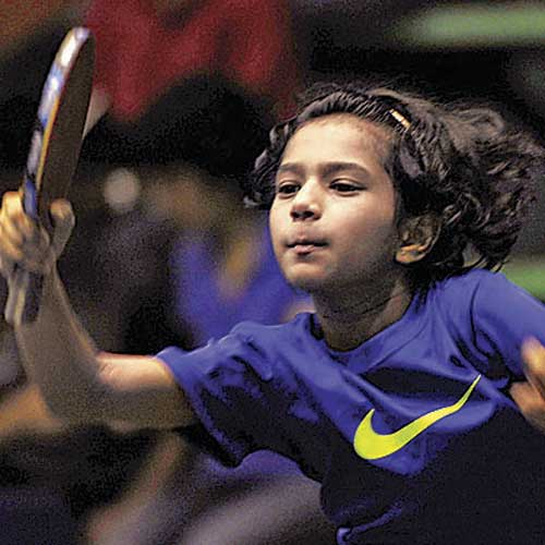 Diya Chitale lights up the final