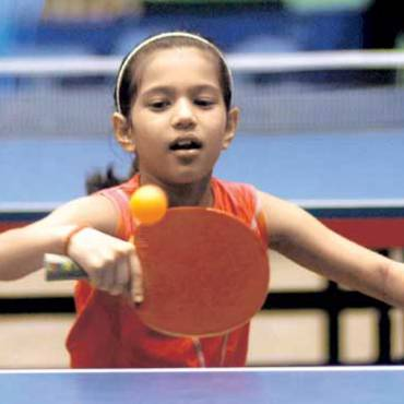 Diya Chitale stuns top seed to emerge U-10 champion