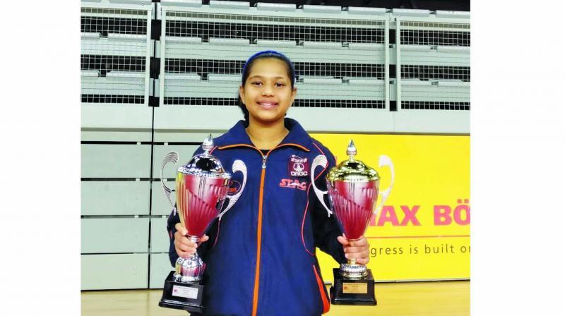 After a dream run, Diya Chitale aims higher