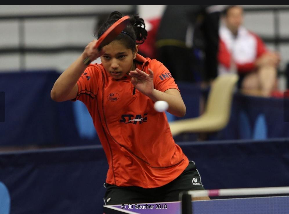 टेबल टेनिस : अनन्या, दिया यांची चमक, भारताला एकूण 12 पदकं